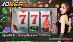 Bagian Penting Bermain Permainan Slot Online